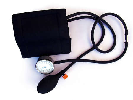 Blood pressure cuff Stock Photo - 3192699