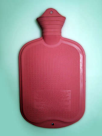 Hot water bottle Stock Photo - 3192712