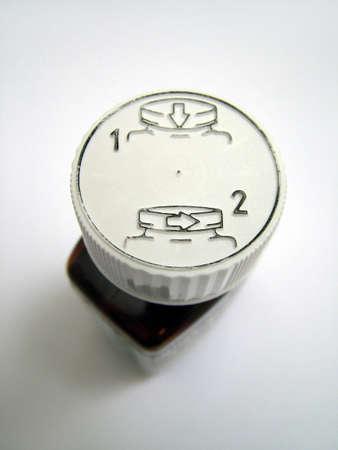 Pill bottle Stock Photo - 3192714