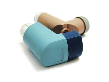 Inhaladores  Foto de archivo - 3192731