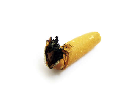 Cigarette stub Stock Photo - 3192744