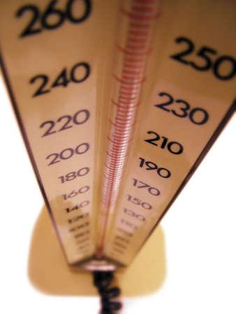 Blood pressure gauge Stock Photo - 3192763