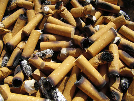 bad habits: Cigarettes