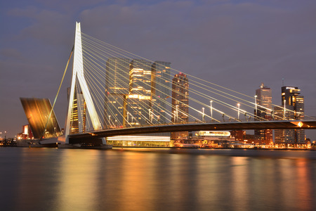 rotterdam: Rotterdam, Netherlands Editorial