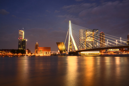 Rotterdam, Netherlands Stock Photo