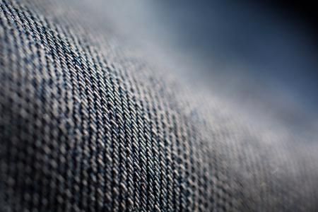 denim fabric, jeans macro, thick cotton fabric, macro, raw material
