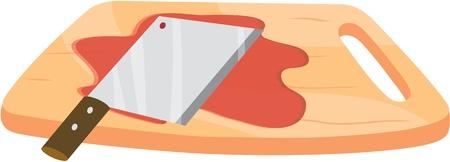 illustration of utensil on white Stock Vector - 13114946