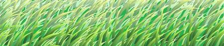illustraiton: Illustraiton de fondo hierba textura Vectores