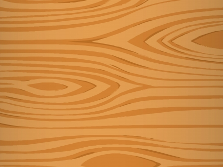 cartoon window: Illustrated texture of wood grain Illustration