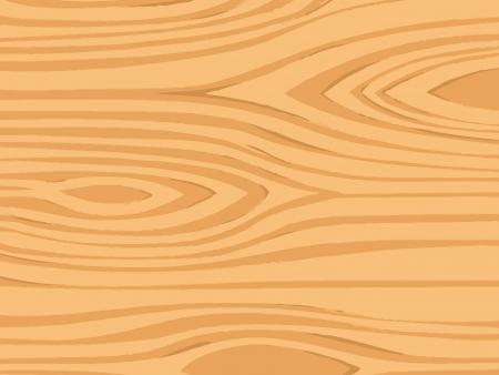 Ilustración de una textura de madera Ilustración de vector