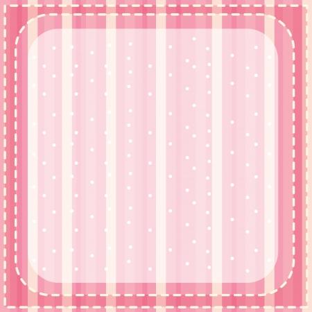 speculative: illustration of a pink wallpaper Illustration