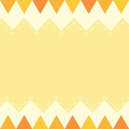 vague: illustration of a yellow wallpaper Illustration