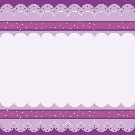 elusive: illustration of a purple wallpaper
