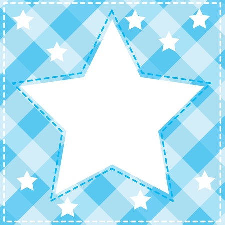 blue tone: illustration of a blue wallpaper
