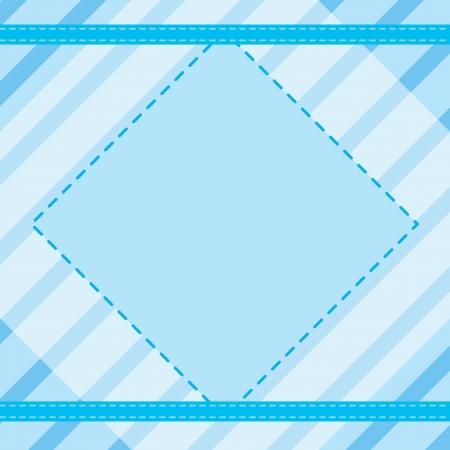 speculative: illustration of a blue wallpaper