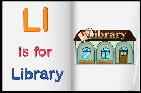 phonetics: Alphabet worksheet for the letter L