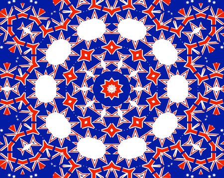 texturized: Illustration of a unique tile pattern