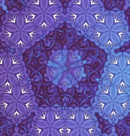 texturized: Illustration of a violet pattern