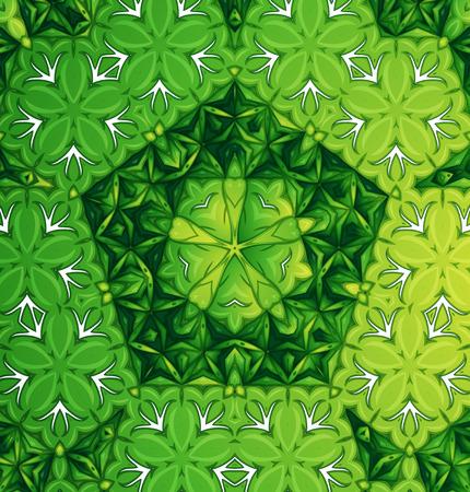 texturized: Illustration of a green pattern Illustration