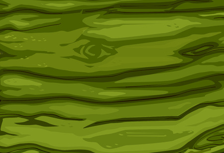 texturized: Illustration of a green paper pattern Illustration