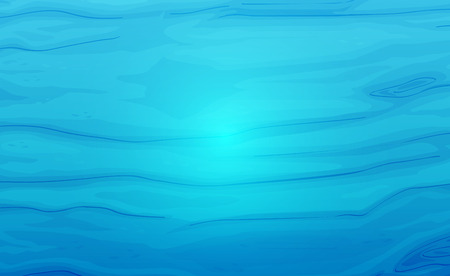 plain background: Illustration of a blue water texture Illustration
