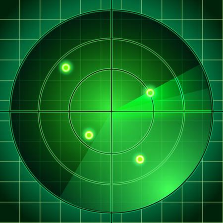 circumference: A radar detetion