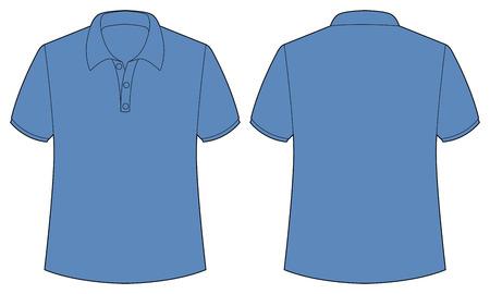 fabric samples: short sleeves shirt