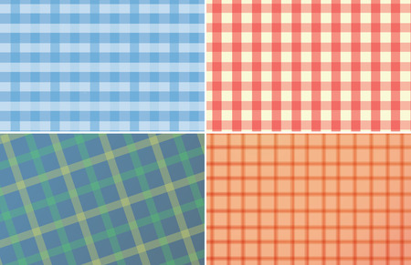 scot: four pattern of fabric