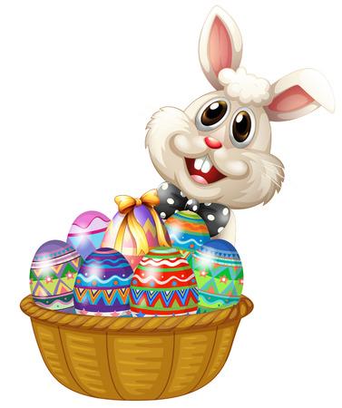 13,711 Egg Basket Stock Vector Illustration And Royalty Free Egg ...
