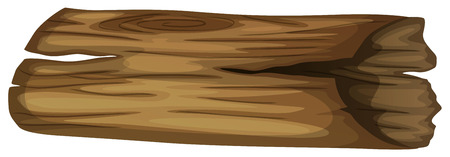 dead wood: Single piece of log for firewood