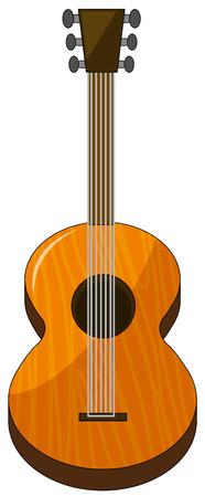 guitarra clásica: Guitarra cl�sica de madera