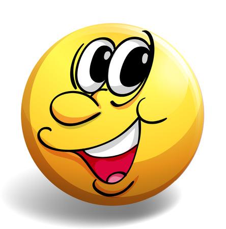 carita feliz: