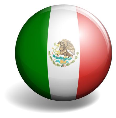 bandera mexico: