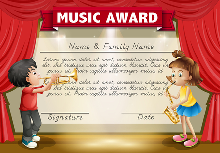 11989 Acknowledgement Illustrations Cliparts And Royalty – Acknowledgement Certificate Templates