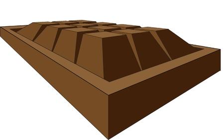 barra de chocolate: Barra de chocolate