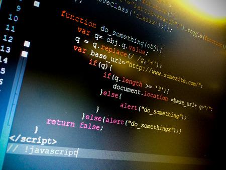 meta tags: Javascript code