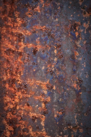 Rusty metal grunge background Stock Photo - 17585518
