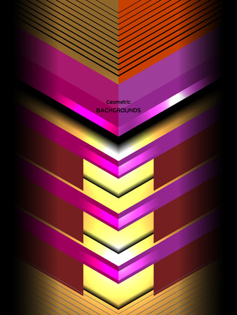 neutral: geometric graphic neutral background, Illustration