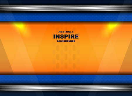 inspire: inspire abstract background, Vector Illustration