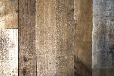 details: Retro wood wall texture background Stock Photo