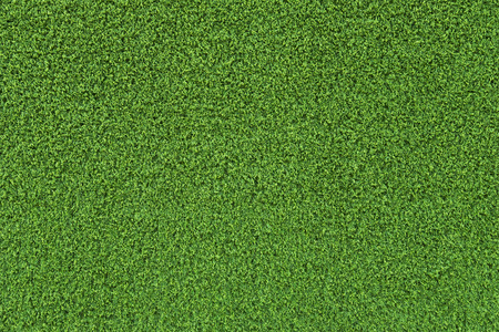 Green artificial grass surface background texture. Decorate things for field.