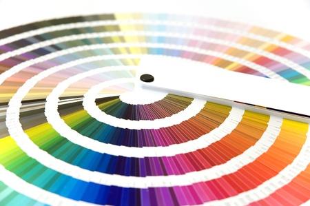 A color formula guide