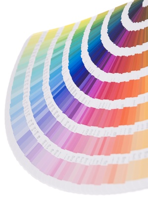 rainbow print: A color formula guide