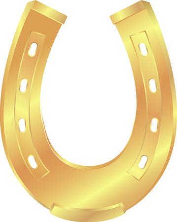 superstitious: Oro a ferro di cavallo