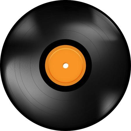 lp: vinyl record