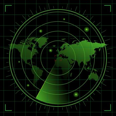 radar du monde