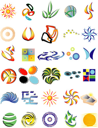 Vector  elements Stock Vector - 5610365