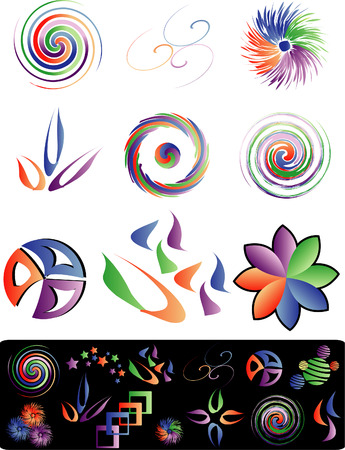 Vector elements for your design Vector