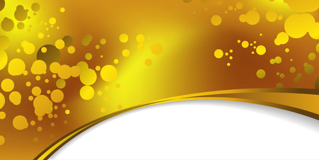gold background Stock Vector - 5954537