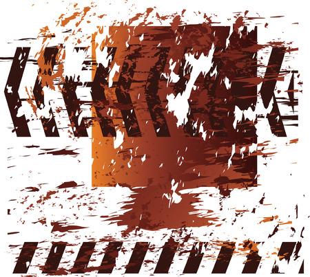 oscillation: Fondo de grunge marr�n